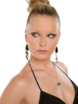 Liliane Tiger - Black gem
